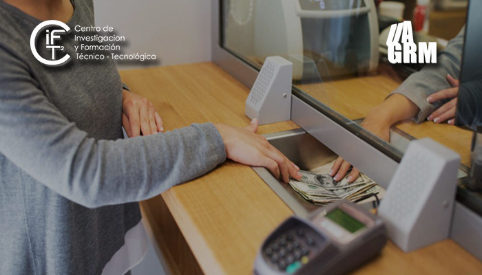 Cajero Bancario Profesional